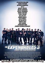 Poster The Expendables 3: Eroi de sacrificiu 2014