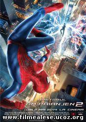 Poster Uimitorul Om-Păianjen 2 2014