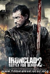 Poster Ironclad: Battle for Blood 2014