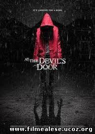 Poster At The Devil's Door 2014
