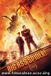 Poster BIG ASS SPIDER (2013) MEGA PĂIANJENUL
