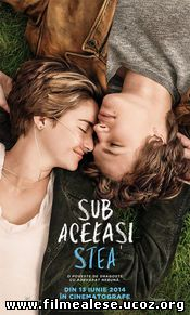 Poster The Fault in Our Stars - Sub aceeaşi stea 2014