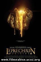 Poster LEPRECHAUN - ORIGINS (2014)