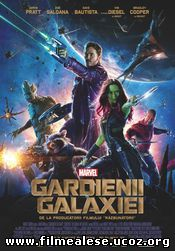 Poster GUARDIANS OF THE GALAXY (2014) GARDIENII GALAXIEI