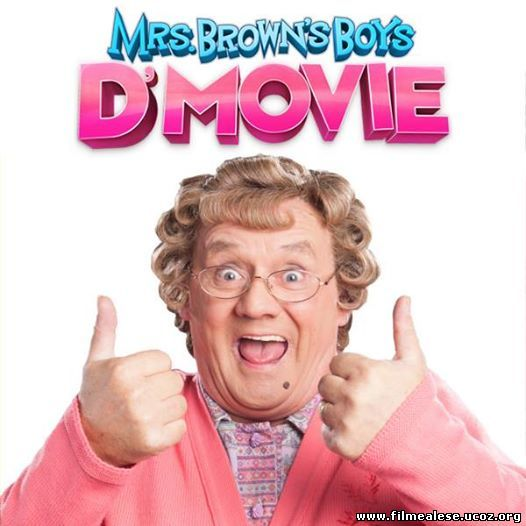 Poster MRS. BROWN'S BOYS D'MOVIE (2014)
