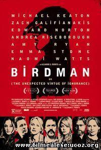 Poster Birdman – Omul Pasare (2014)