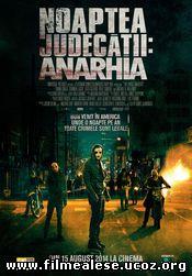 Poster THE PURGE - ANARHY (2014) NOAPTEA JUDECATII - ANARHIA