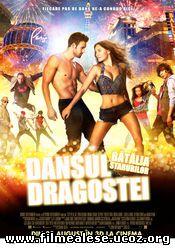 Poster STEP UP - ALL IN (2014) DANSUL DRAGOSTEI - BATALIA STARURILOR