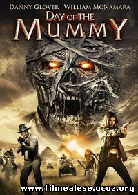 Poster Day of the Mummy 2014