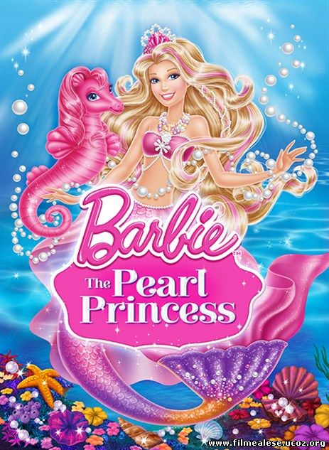 Poster Barbie The Pearl Princess 2014