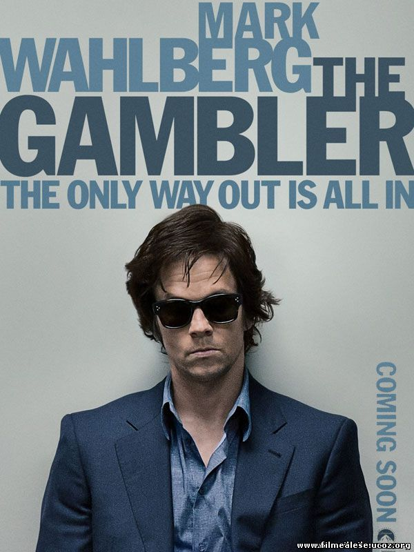 Poster The Gambler – Pariorul (2014)