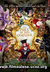ALICE THROUGH THE LOOKING GLASS (2016) ALICE IN TARA OGLINZILOR