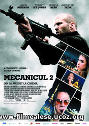 MECHANIC 2: RESURRECTION (2016) MECANICUL 2