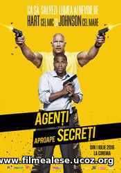 CENTRAL INTELLIGENCE (2016) AGENTI APROAPE SECRETI