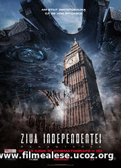 INDEPENDENCE DAY: RESURGENCE (2016) ZIUA INDEPENDENTEI: RENASTEREA